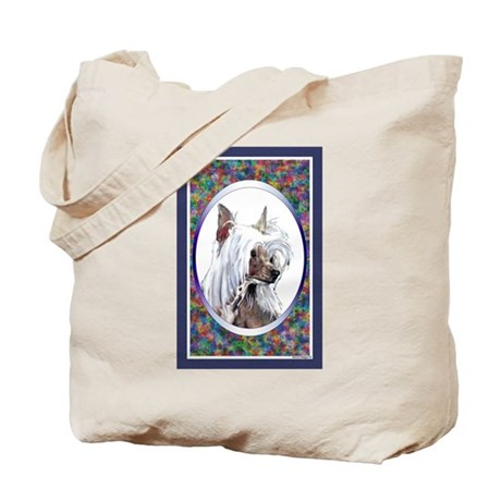 Chinese Crested Designer Tote Bag 4