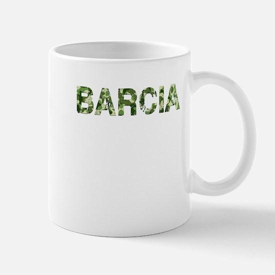 Barcia, Vintage Camo, Mug