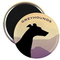 greyhound dog purple mountains 2.25