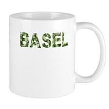 Basel, Vintage Camo, Mug