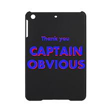 Thank you Captain Obvious iPad Mini Case