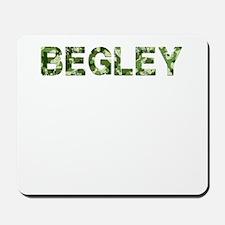 Begley, Vintage Camo, Mousepad