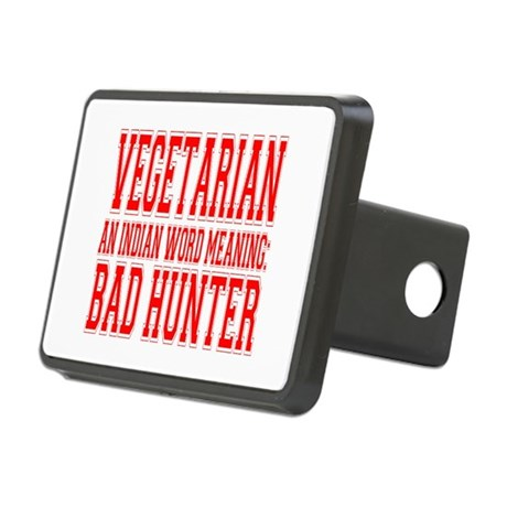 bad hunter Rectangular Hitch Cover