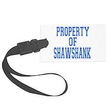 Property of Shawshank.png Luggage Tag
