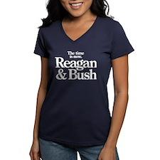 Reagan & Bush 1980 Shirt