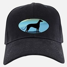 greyhound blue mt. Baseball Hat
