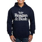 Reagan & Bush 1980 Hoodie (dark)