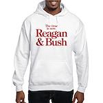 Reagan & Bush 1980 Hooded Sweatshirt