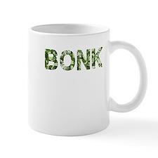Bonk, Vintage Camo, Mug