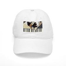 Grand Piano Baseball Cap