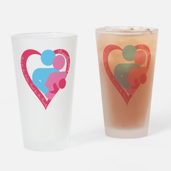 Good for the Family Drinking Glass