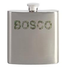 Bosco, Vintage Camo, Flask