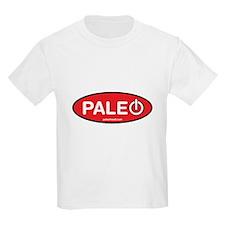 Paleo Power Oval T-Shirt
