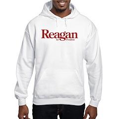 Reagan for President Hoodie