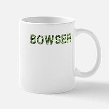 Bowser, Vintage Camo, Mug