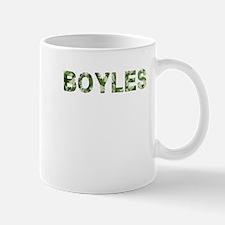 Boyles, Vintage Camo, Mug