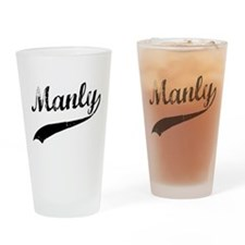 Cute Sydney Drinking Glass