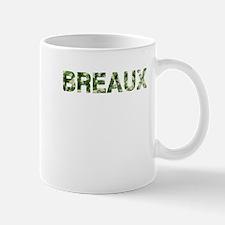 Breaux, Vintage Camo, Mug