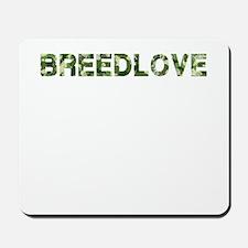 Breedlove, Vintage Camo, Mousepad