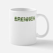 Brennen, Vintage Camo, Mug