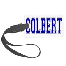 Colbert.png Luggage Tag