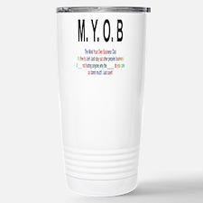 M.YO.B Club Travel Mug
