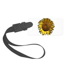Sunflower.png Luggage Tag