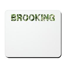 Brooking, Vintage Camo, Mousepad