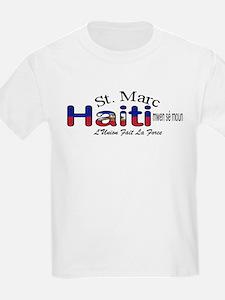 St. Marc Haiti  Kids T-Shirt