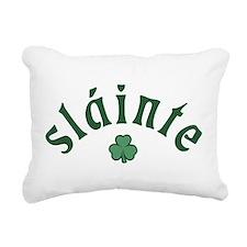 slainte2.png Rectangular Canvas Pillow
