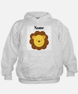 Personalized Lion Hoodie