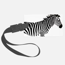 Zebra.png Luggage Tag