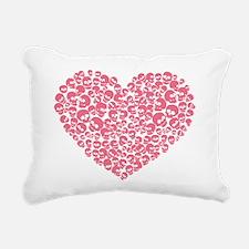 2-skull_heart_pink.png Rectangular Canvas Pillow