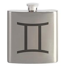 GEMINI SYMBOL.png Flask