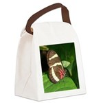 Butterfly pic.png Canvas Lunch Bag