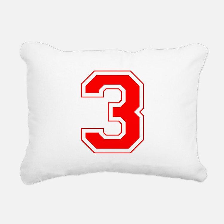 3 red.png Rectangular Canvas Pillow