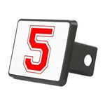5 red.png Rectangular Hitch Cover