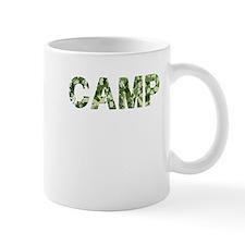 Camp, Vintage Camo, Mug