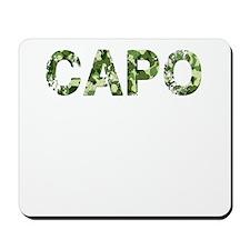 Capo, Vintage Camo, Mousepad