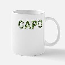 Capo, Vintage Camo, Mug