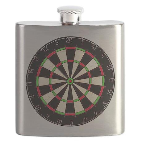 Dartboard.png Flask