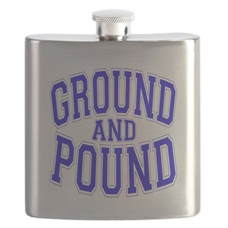 Ground and Pound.png Flask