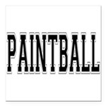 Paintball.png Square Car Magnet 3
