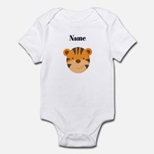 Personalized Tiger Infant Bodysuit