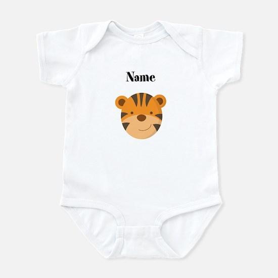 Personalized Tiger Infant Bodysuit