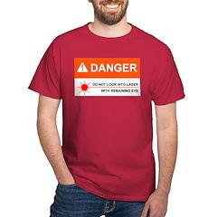 DANGER Cardinal T-Shirt