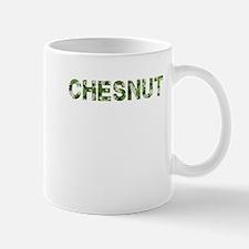 Chesnut, Vintage Camo, Mug