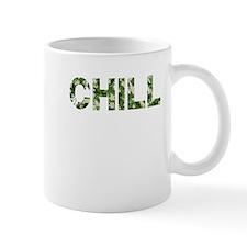 Chill, Vintage Camo, Mug