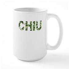 Chiu, Vintage Camo, Mug