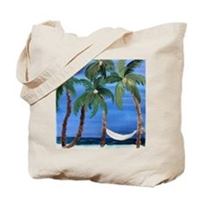 Hammock Palms Tote Bag